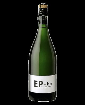 bottle of Espuma de Piedra Blanc de Blancs sparkling wine - Uncork Mexico