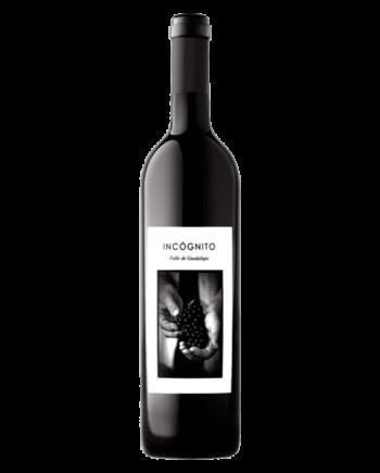 bottle of Incognito Estacion de Oficios red wine - Uncork Mexico