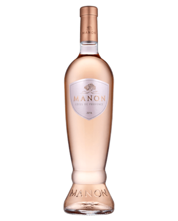 bottle of Manon Rosé Cotes de Provence