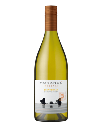 bottle of Morande Reserva Chardonnay - Uncork Mexico