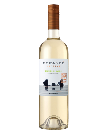 bottle of Morande Reserva Sauvignon Blanc - Uncork Mexico