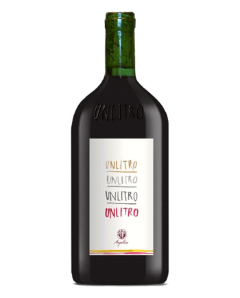 bottle of Unlitro Ampeleia certified organic biodynamic wine - Uncork Mexico