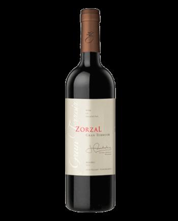 bottle of Zorzal Gran Terroir Malbec - Uncork Mexico