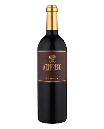 bottle of Cantine Coppo Alterego 2009