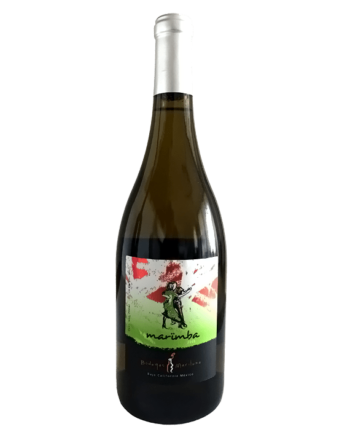 bottle of Bodegas Marilena Marimba Chardonnay